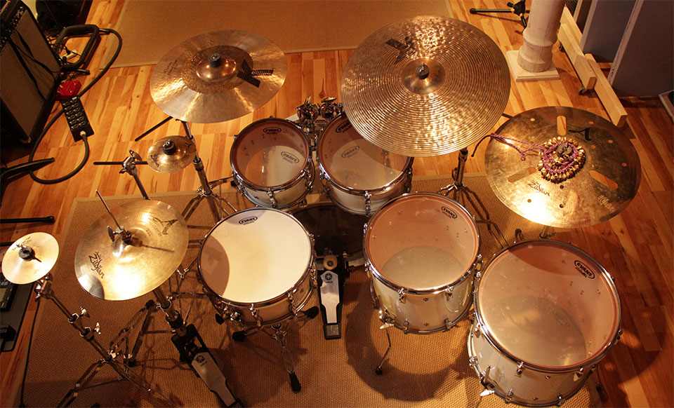 Marito Marques' Drums