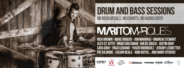 marito marques drum and bass sessions