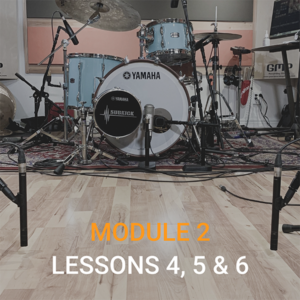 MODULE 2 – Lessons 4, 5 & 6 – Get 45min of content for $65 only